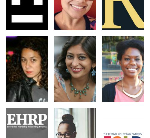 series on race, gender, intersectionality, and literary responsibility